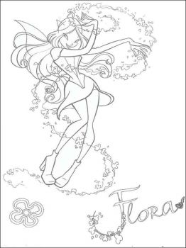 winx-club-flora-coloring-pages-20
