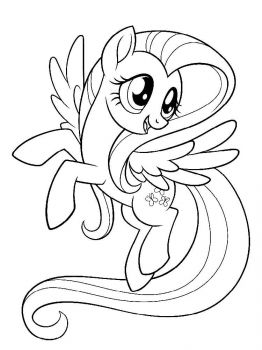 fluttershy-coloring-pages-1