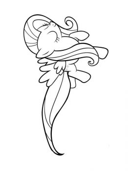 fluttershy-coloring-pages-2