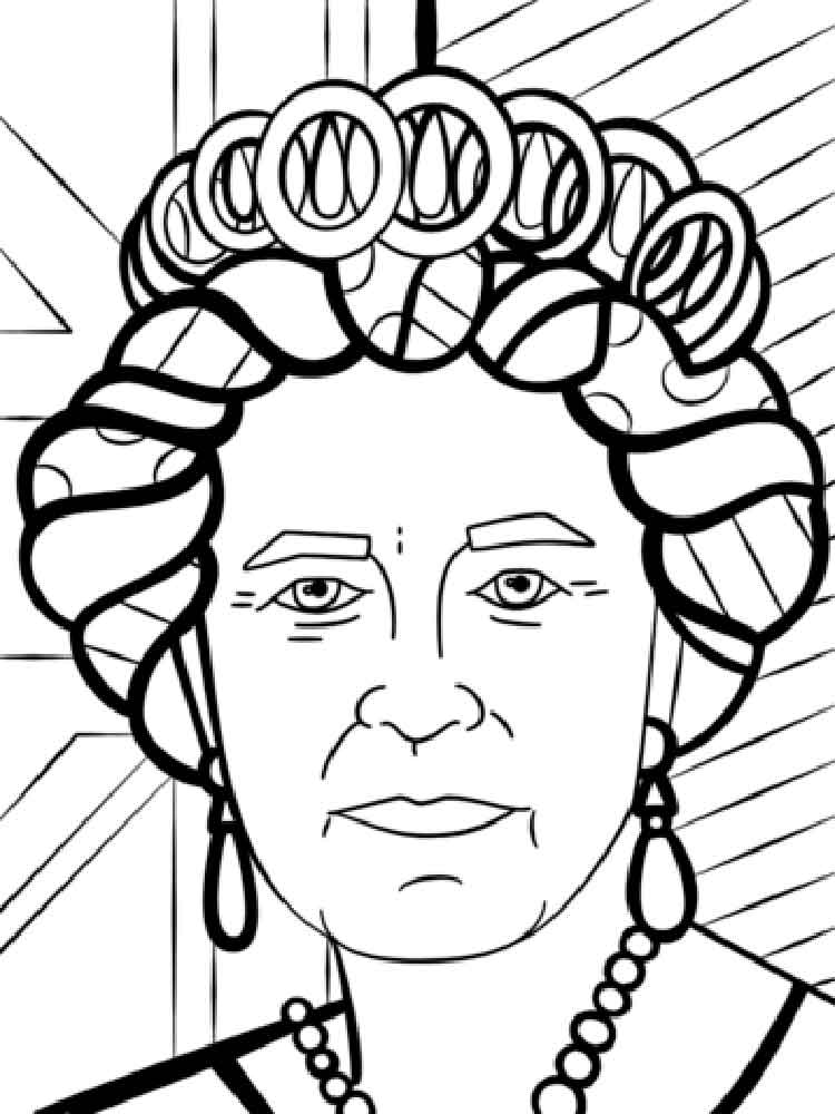 Free Printable Queen Coloring Pages For Kidsrhcoloringhit: Coloring Pages For Hulk At Baymontmadison.com