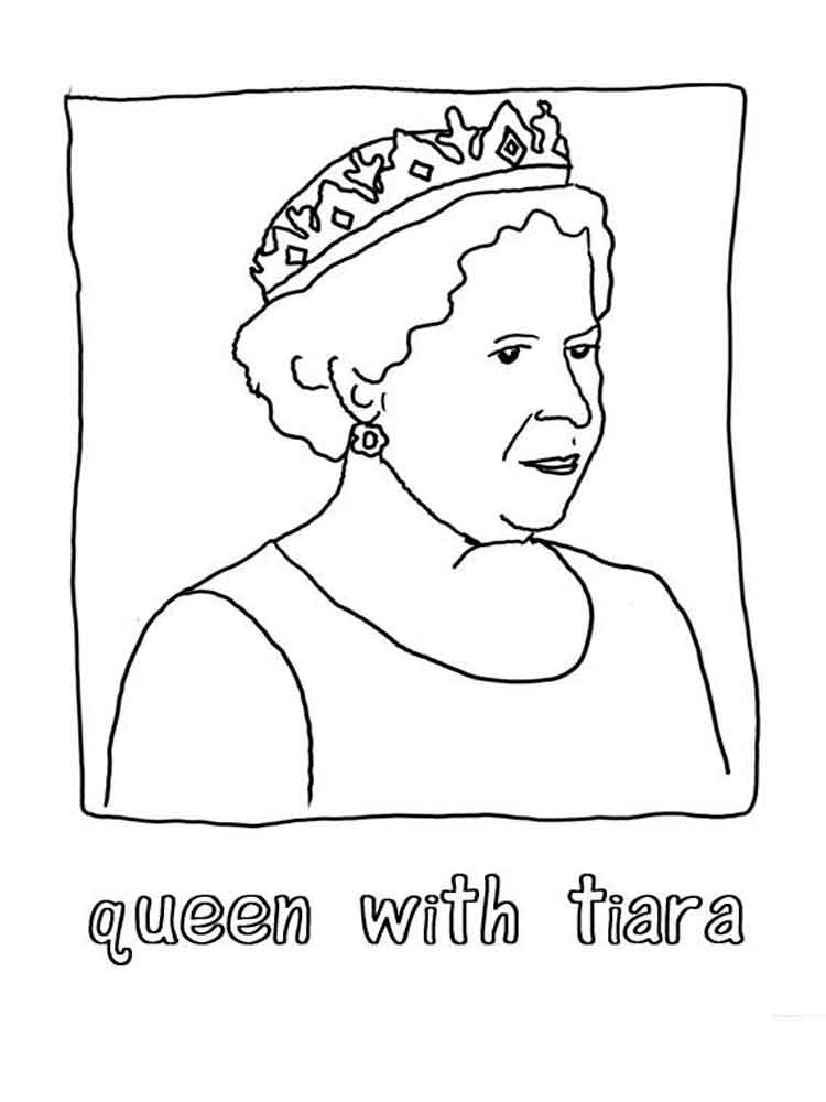 ausmalbilder königin - malvorlagen kostenlos zum ausdrucken