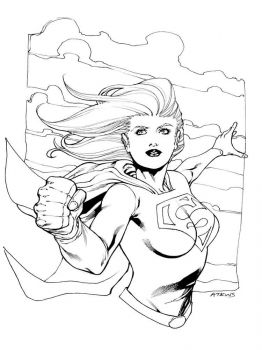 supergirl-coloring-pages-13