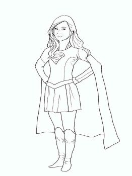 supergirl-coloring-pages-16