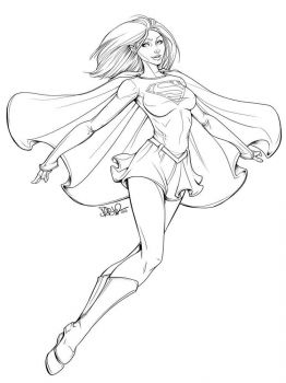 supergirl-coloring-pages-6