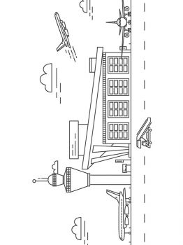Airport-coloring-pages-4