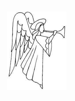 Angel-coloring-pages-11