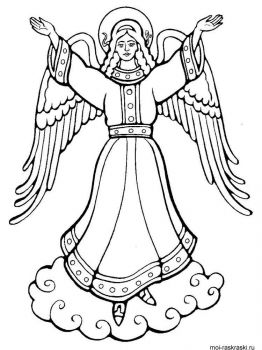 Angel-coloring-pages-19
