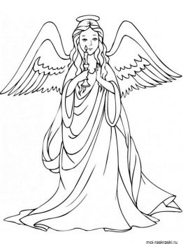 Angel-coloring-pages-33