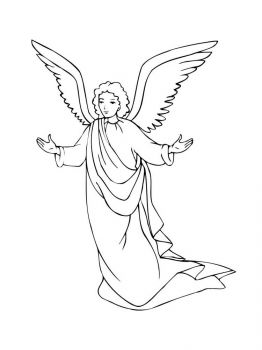 Angel-coloring-pages-4