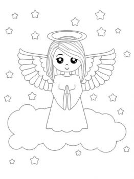 Angel-coloring-pages-9