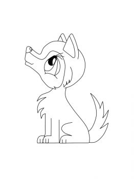 Anime-Animals-coloring-pages-1