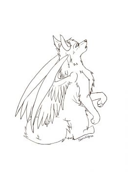 Anime-Animals-coloring-pages-11