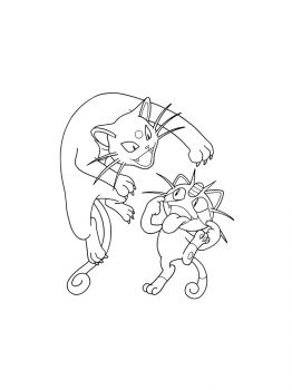 Anime-Animals-coloring-pages-16