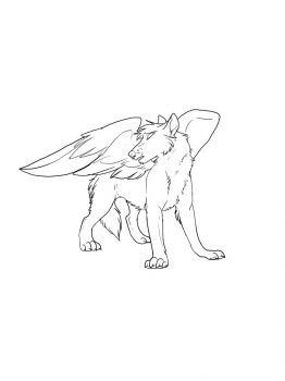 Anime-Animals-coloring-pages-17