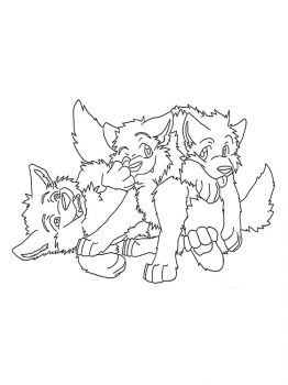 Anime-Animals-coloring-pages-20