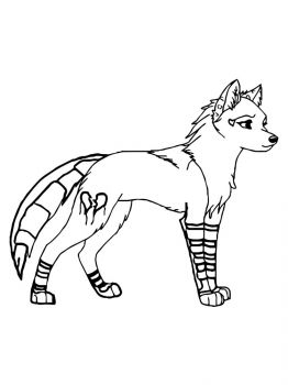 Anime-Animals-coloring-pages-27