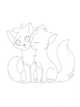 Anime-Animals-coloring-pages-32