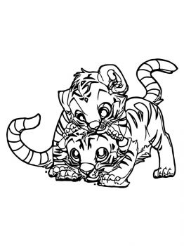 Anime-Animals-coloring-pages-35