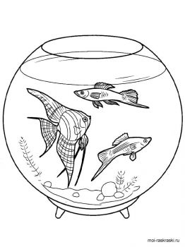 Aquarium--coloring-pages-9