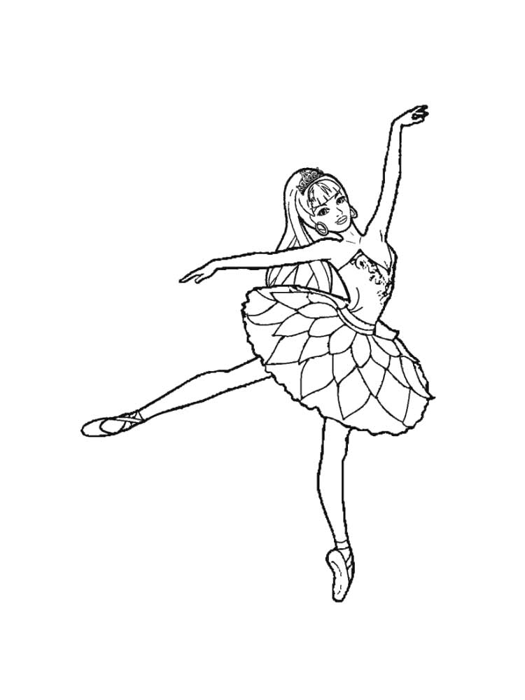 malvorlagen ballerina  ausmalbilder kostenlos zum ausdrucken