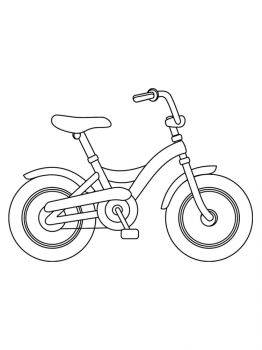 Bicycle-coloring-pages-5