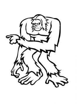 Bigfoot-coloring-pages-18