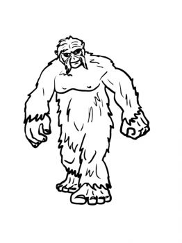 Bigfoot-coloring-pages-19