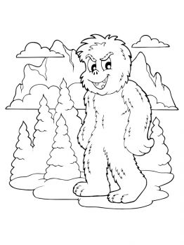 Bigfoot-coloring-pages-25