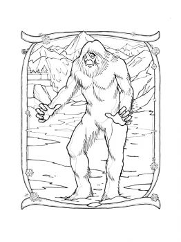 Bigfoot-coloring-pages-31