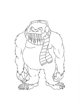 Bigfoot-coloring-pages-32