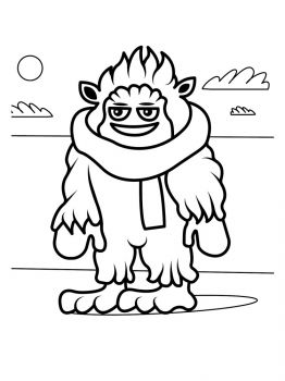 Bigfoot-coloring-pages-34
