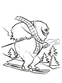 Bigfoot-coloring-pages-36