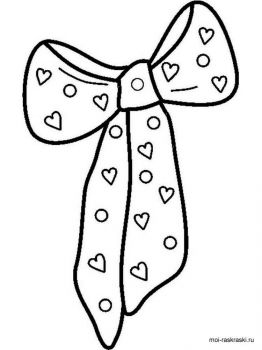 Bows-coloring-pages-1