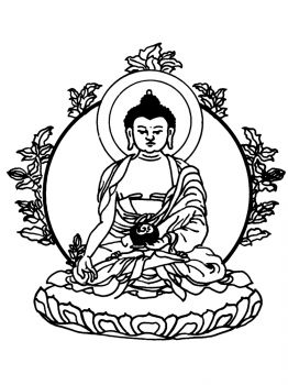 Buddha-coloring-pages-19