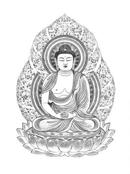 Buddha-coloring-pages-27