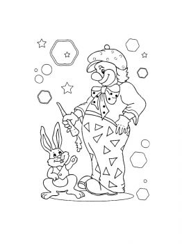 Clown-coloring-pages-10