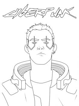 Cyberpunk2077-coloring-pages-24