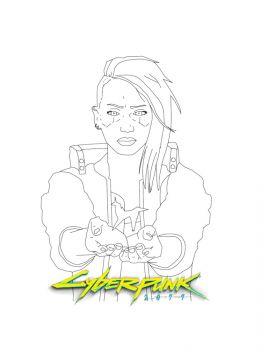 Cyberpunk2077-coloring-pages-29