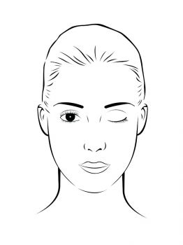 Face-coloring-pages-27