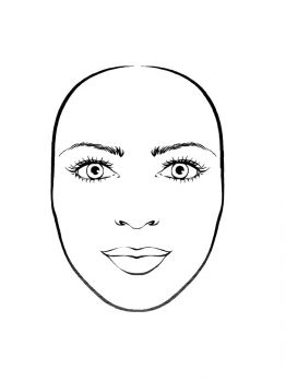 Face-coloring-pages-28