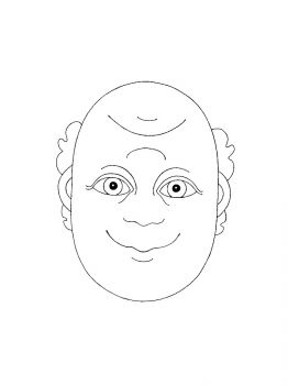 Face-coloring-pages-40