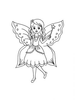 Fairy-coloring-pages-5