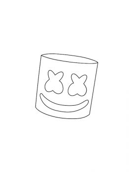Fortnite-Marshmello-coloring-pages-22