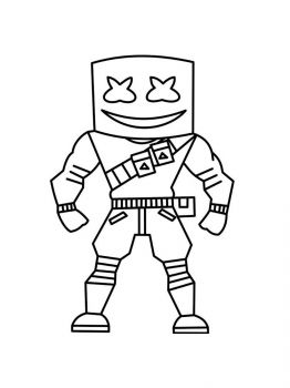 Fortnite-Marshmello-coloring-pages-26