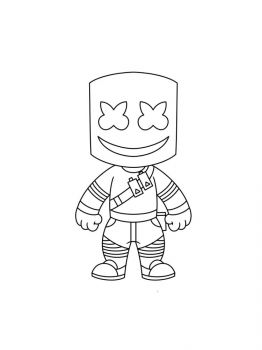 Fortnite-Marshmello-coloring-pages-31