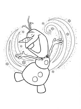 Frozen-Olaf-coloring-pages-19
