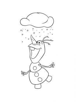 Frozen-Olaf-coloring-pages-3
