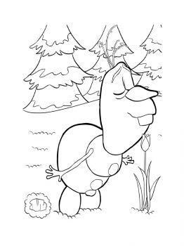 Frozen-Olaf-coloring-pages-8