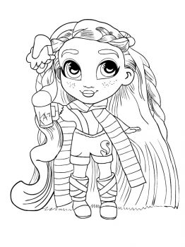 Hairdorables-coloring-pages-39