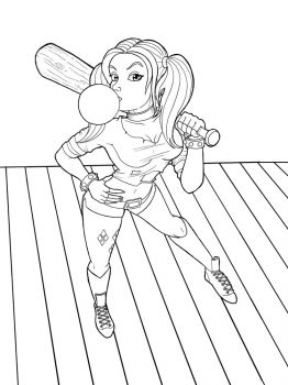 Harley-Quinn-coloring-pages-11